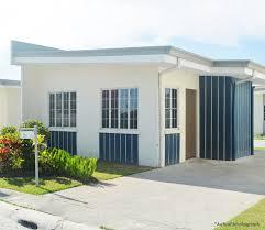 Row House Model - iris house model u2013 bridgepointe place findproperties ph
