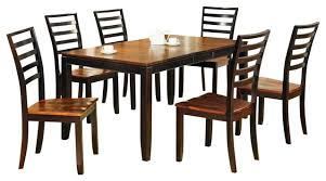steve silver abaco 7 piece dining room set with leaf