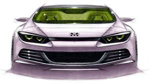 scirocco volkswagen new volkswagen scirocco will be sporty electric coupe