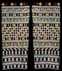 Primitive Upholstery Fabric Researching Cultural Patterns Erika U0027sartfolio