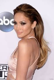 jennifer lopez hair tutorial recreate her amas hairstyle