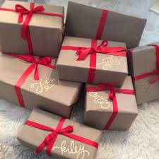 best 25 brown paper wrapping ideas on brown
