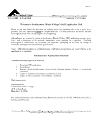 example of a good college resume application letter for college sample college application letter sample
