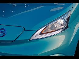 nissan headlights 2012 nissan e nv200 concept headlights 1920x1440 wallpaper