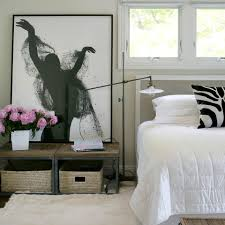 Bedroom Ideas For Women by Wood Panel Headboard Becomes A Key Element In The Shabby Chic