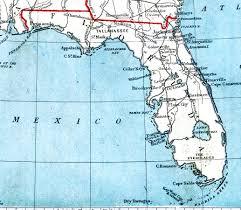 Florida Railroad Map by Florida Maps