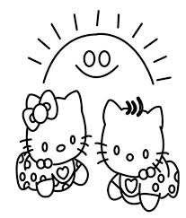cute baby kitty coloring pages baby coloring pages