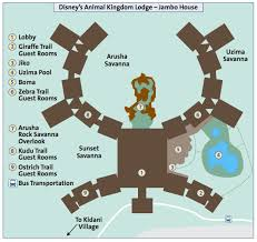 Disney Animal Kingdom Villas Floor Plan Disney U0027s Animal Kingdom Villas Mouse Fan Travel