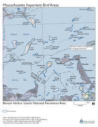Duck Migration Map Site Summary Boston Harbor Islands National Recreation Area