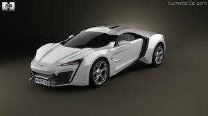 lykan hypersport interior 360 view of w motors lykan hypersport 2012 3d model hum3d store