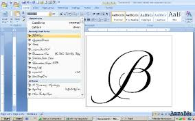 monogram websites design a monogram in word also how to insert additional text