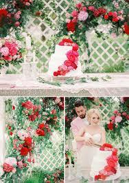 wedding backdrop lattice keep calm and pink wedding