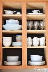remove cabinet doors instant kitchen update kitchen cabinet