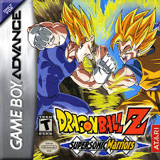play dragon ball supersonic warriors nintendo game boy advance