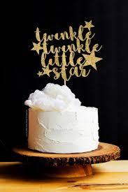 twinkle twinkle cake topper twinkle twinkle cake topper baby shower glitter cake