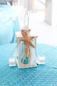 beachy centerpieces wedding centerpiece