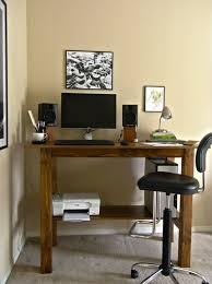 Diy Standing Desks Jeff S Handcrafted Standing Desk Diy Standing Desk Desks And