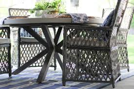 Blue And White Outdoor Rug Fresh Mint And Mojitos Outdoor Tablescape The Leslie Style