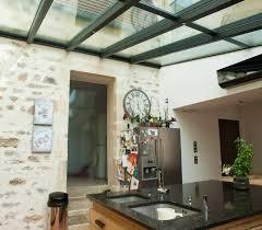 cuisine dans veranda veranda cuisine photo affordable duune vranda xs une cuisine xl