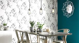 wall decorations for dining room dining room wallpaper feature wall ideas incredible for birdcages