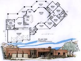 House Plans Rambler 11 3500 Sq Ft Rambler House Plans Rambler House Plans Sq Ft Merry
