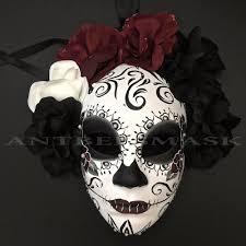 sugar skull mask ebay