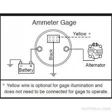 amp gauge wiring diagram amp wiring diagrams collection