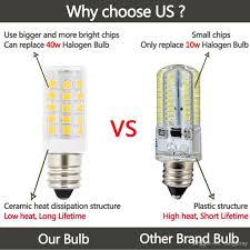daylight led light bulbs 5w t3 e12 candelabra base led bulbs 40 watt incandescent bulb