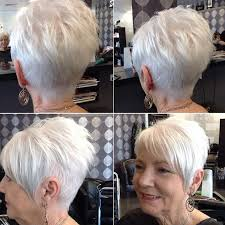 short cropped hairstyles for women over 50 30 chic and classy short hairstyles for women over 50
