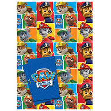 tmnt wrapping paper paw patrol party supplies woodies party