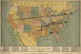 Westward Expansion Map God U0027s Blessing Liberty God U0027s Curse Slavery U2013 Civil War Memory