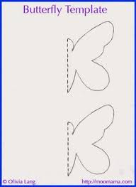 printable butterfly template to print butterfly