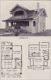 1912 california two story bungalow clinker brick u0026 jettied