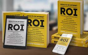 Roi Worksheet Results On Internet Roi Book Is Published By Intechnic