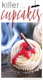 killer cupcakes for halloween mama loves food