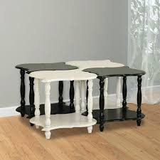 hardwood 10 inch chairside end table 10 inch wide side table inch side table inch wide end table luxury