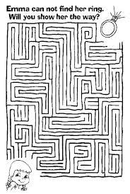 coloring page gorgeous printable mazes thanksgiving maze