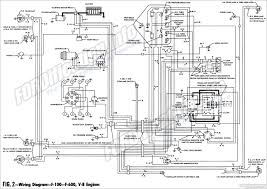 1961 ford truck wiring diagrams fordification info the u002761 u002766