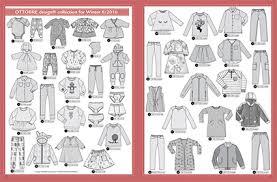 ottobre design ottobre design enfants d hiver 2016 nr 6 language