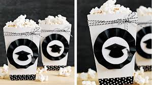 graduation boxes graduation party food ideas and themes shutterfly