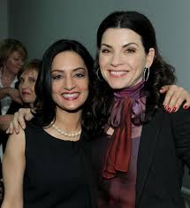 Does Julianna Margulies Hate Archie | dlisted the feud between archie panjabi and julianna marguiles
