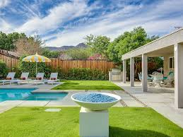 zen mountain bungalow vacation palm springs