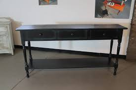 Turquoise Console Table Console Tables Amazing Black Console Table With Drawers Wood In