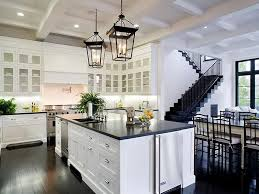 kitchens with white cabinets and black appliances kitchen white black grousedays org