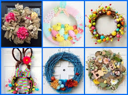 how to make easter wreaths 50 creative diy easter wreath ideas diy easter decor
