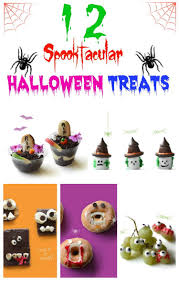 10 awesomely easy to make halloween treats for kids