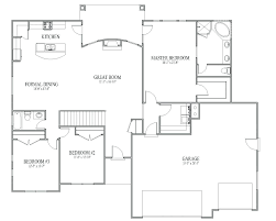 floor plans for free free simple house floor plans with measurements designs