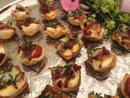 baked canapes canapes shiner cateringmaria shiner catering