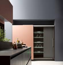 storage cabinet for kitchen alumina by marconato u0026 zappa comprex