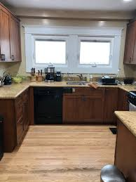 can you change kitchen cabinets and keep granite update the kitchen with existing granite